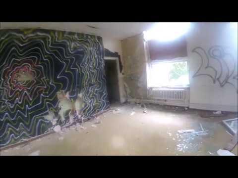 Abandoned Hospital Ward