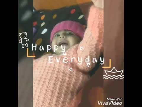 Cute baby #Aaru #robinsudan #momjunction