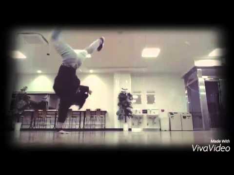 ステッピン ワンラビ ブレイクダンス縦系 練習動画