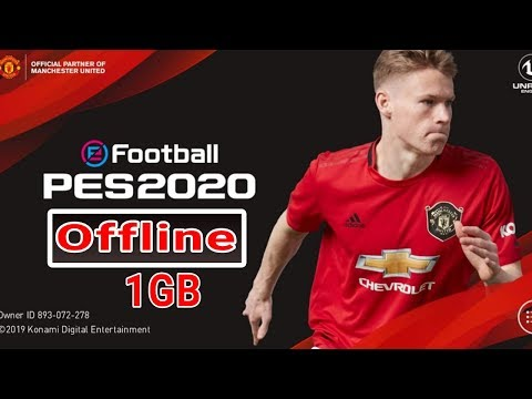 Efootball PES 2020 Offline Android | Download PES 2020 Offline 1GB | RM Gaming