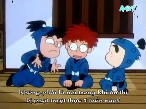 Phim hoạt hình hài hước Ninja Loạn Thị Rantaro - Tập 5