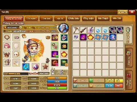 Vua Đào hố - Vua Hài - Thử nghiệm phiên bản mới Gunny - Phó bản kho báu người Cá