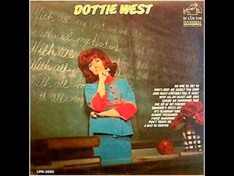 Dottie West-Don't Keep Me Lonely Too Long
