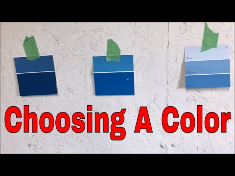 Picking Garage Interior Paint Colors