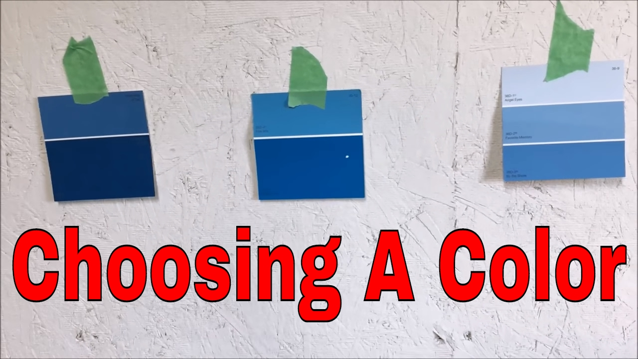 Picking Garage Interior Paint Colors - YouTube on Garage Colors  id=68877