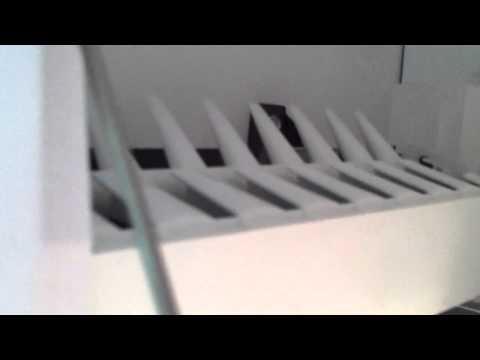 """Frigidaire Refrigerator Ice maker """"How To"""" Advance Frigidaire Refrigerator Repair Help"""