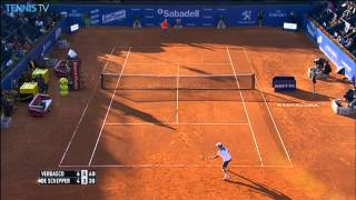 Fernando Verdasco Hits Wednesday