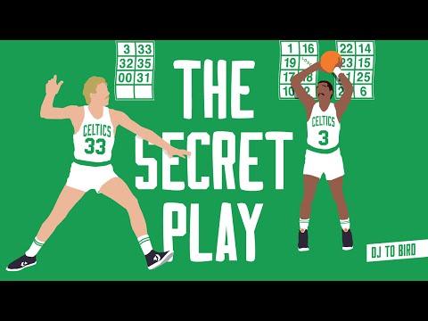 Dennis Johnson to Larry Bird Tribute - Basketball Chemistry (The Secret Play)