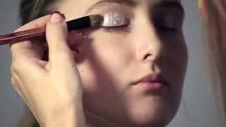 JUST: Макияж глаз и бровей видео урок