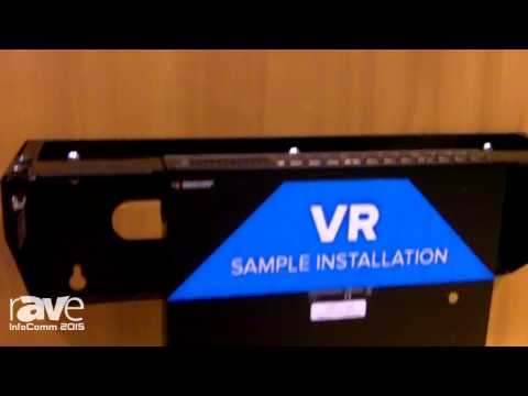 InfoComm 2015: Lowell Exhibits VR Ultimate Space Saver