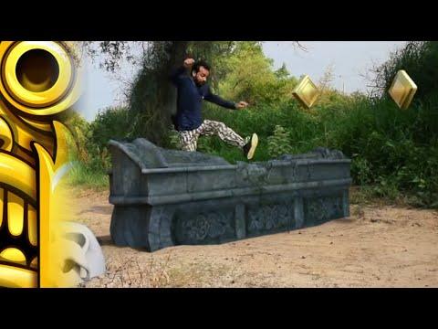 Temple Run 2: Lost Jungle- In Real Life
