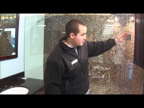 Prosto Semi-Custom Shower Doors & Enclosures - Bath and Granite 4 Less