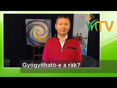 a rák gyógyítható)