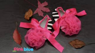 Buy Baby Girl Shoes   Baby First Birthday Shoes India