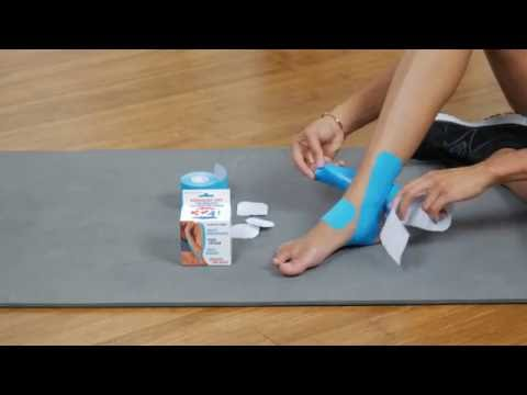 Kinesiology Tape For Ankle - 321 STRONG