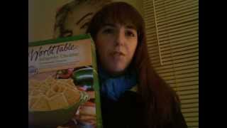 Food Review: Jalapeno Cheddar Shortbread Squares