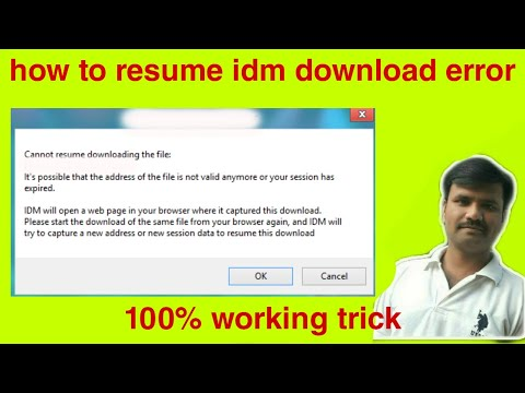 how-to-resume-idm-download-error