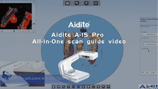 Aidite A IS Pro All In One scan guide video