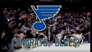 Congrats, Blues! (2019)