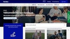 Hitta allt du behöver på nya Nordea.se