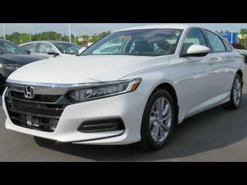 New 2019 Honda Accord Greenville SC Easley, SC #191761 - SOLD