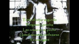 Marilyn Manson - Personal Jesus (sub. español)