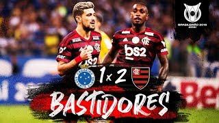 Bastidores - Cruzeiro 1x2 Flamengo