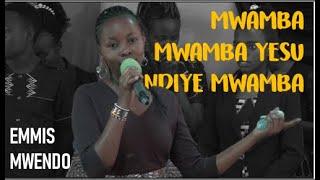 Mwamba Mwamba, Yesu ndiye Mwamba by Emmis Mwendo | Egerton Uni CU