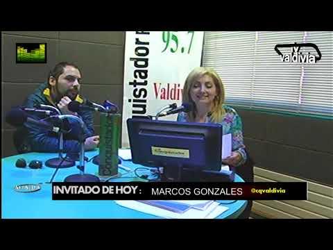 TV VALDIVIA   AVENIDA CQ 03 MARCOS GONZALES   06SEP2017
