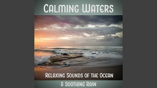 Calm Ocean Sounds at Night Time