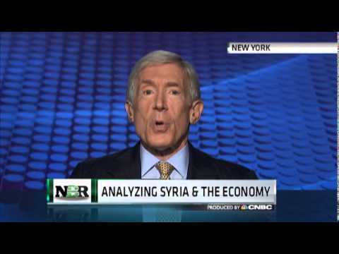 Analyzing Syria and the Economy (8/29/13)