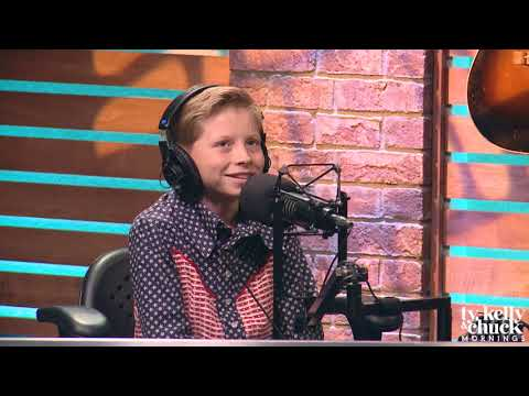 Mason Ramsey Reveals He Has a Girlfriend - Ty, Kelly & Chuck