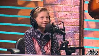 mason ramsey reveals he has a girlfriend ty kelly chuck