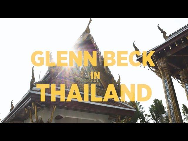 Glenn Beck in Thailand