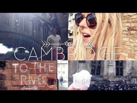Day Trip to CAMBRIDGE: Punting, Pimms & Pigging Out