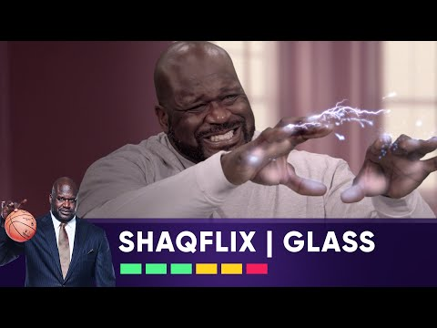 Shaqflix Glass Movie Parody | NBA on TNT