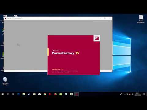 DigSilent PowerFactory V15.1.7 Windows 7,8 &10
