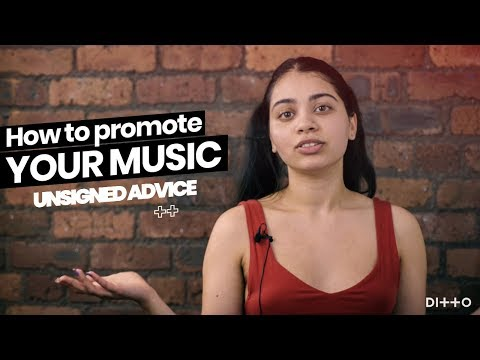 How To Promote Your Music Independently | Advice For Unsigned Artists