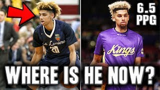 He Was The Face Of The Biggest College Basketball Scandal | Where Is Brian Bowen Now?