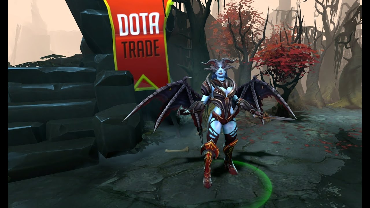 the arch temptress queen of pain set preview dota 2 youtube