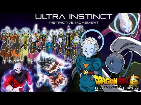 DBS: Ultra Instinct (Instinctive Movement) - HalusaTwin