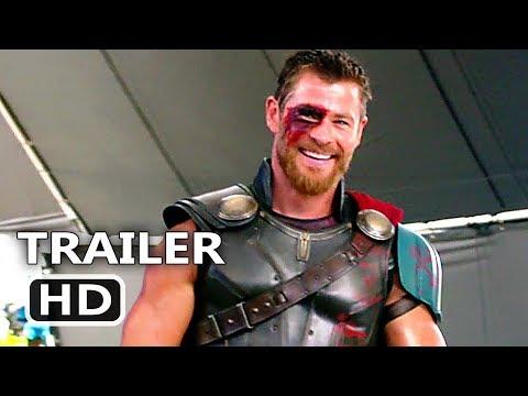 THOR RAGNAROK  BLOOPERS  2 2018 Superhero Movie HD