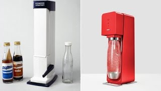 How to make a machine for soda water