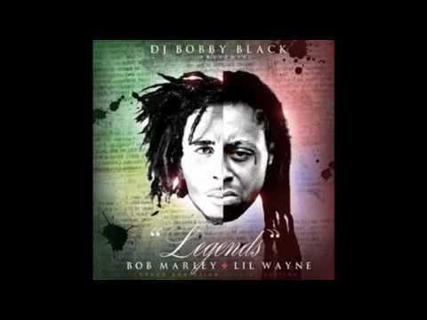 Lil Wayne Feat Bob Marley - No More   #2 (Legends)  (HD)