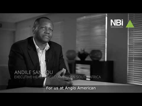 Climate change is part of a business imperative - Andile Sangqu, Anglo American