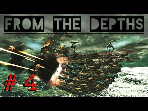 From the Depths - Episode 4 - Guilt Free Village Destruction