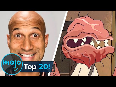 Top 20 Celeb Cameos On Rick And Morty