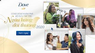 """Dove - Bộ sưu tập tóc """"Ng�..."""