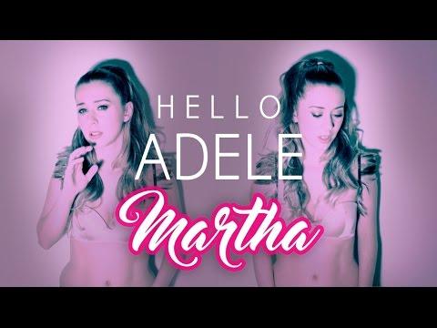 Download Hello - Martha Rossi (Adele Cover)