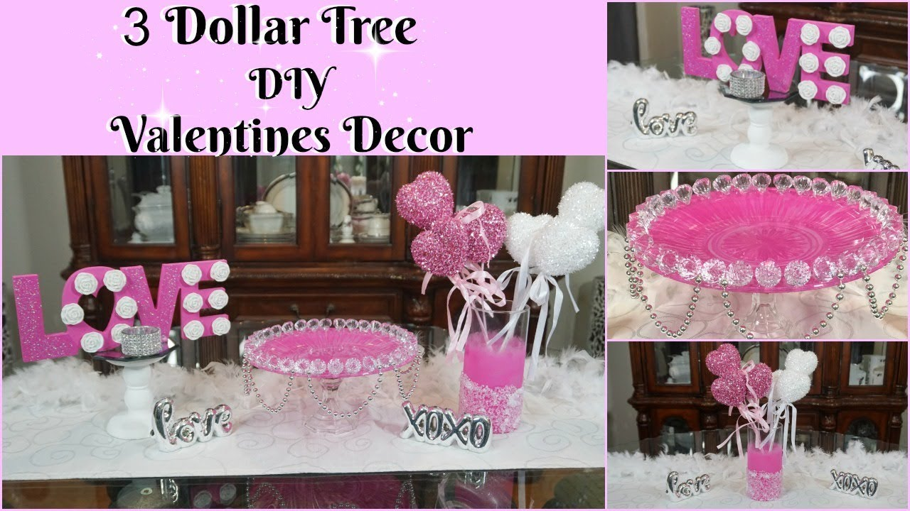 3 EASY DIY VALENTINES